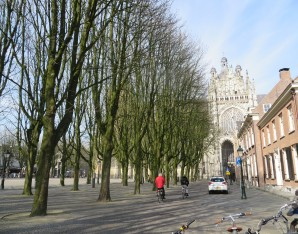 Levendige en culturele stad